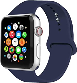 Best navy blue apple watch band with rose gold Reviews