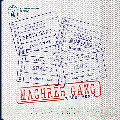 Farid Bang feat. French Montana, Khaled & The light