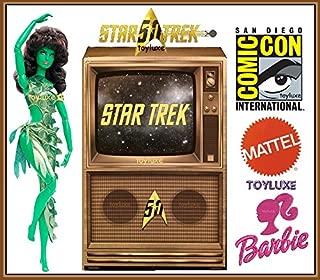SDCC 2016 Star Trek 50th Anniversary Vina Doll