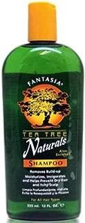 Fantasia Naturals Shampoo, 12 Ounce