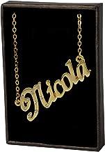 nicola necklace