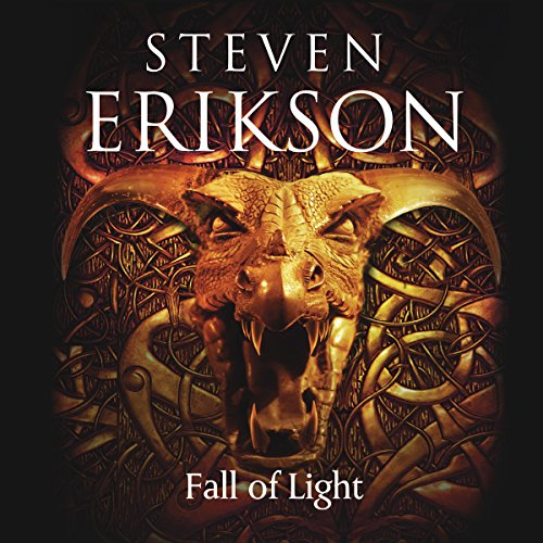 Fall of Light Audiobook By Steven Erikson cover art