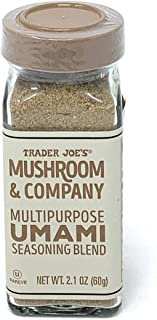 Trader Joe's Mushroom and Company Multipurpose Umami Seasoning Blend 2.1 Ounces