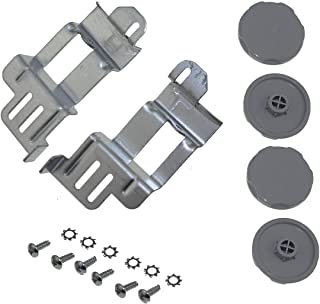 WE25X10031, GE24STACK Stacking Kit for GE Washer/Dryer Laundry 24