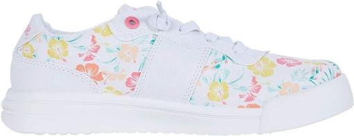 White/Fluorescent/Flower