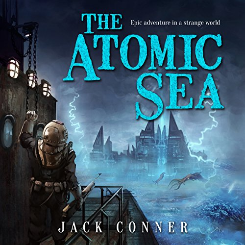 The Atomic Sea, Part Four cover art