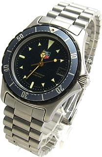 [タグホイヤー]Tag Heuer 腕時計 プロフェッショナル ネイビー文字盤 972.613F メンズ 並行輸入品