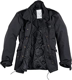 M65 Hydro US Field Jacket Black