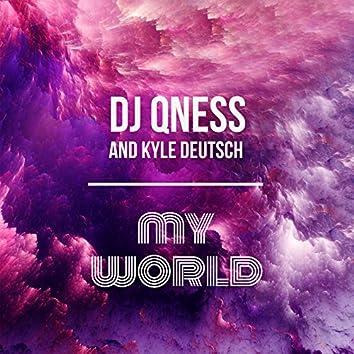 My World (feat. Kyle Deutsch) [Extended Mix]