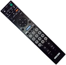 Replaced Remote Control Compatible for Sony KDL-32S2400 KDL-46WL135 KDL-40WL140 KDL-32EX400 RM-YD028 KDL32S2010 KDL46VL130 KDL40W4100 KDL32EX301 KDL52S4100 PLASMA LCD LED BRAVIA HDTV TV