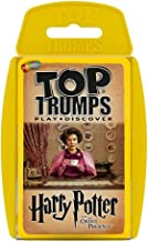 Top Trumps Harry Potter and The Order of The Phoenix Card Game | Educational Card Games