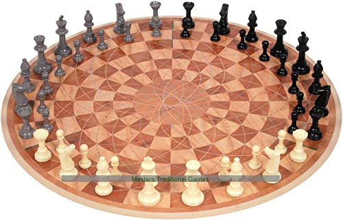 3 Man Chess by 3 Man Chess