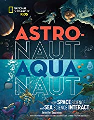 In-depth book about astronauts, aquanauts, and their amazing similarities Encourages reading skills, exploration, an interest in astronomy and oceanography Explore the two most challenging frontiers humans have ever faced Learn about the tools explor...