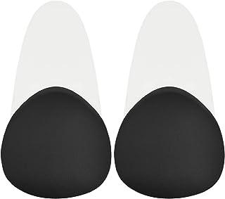 in una borsa per articoli da toeletta in omaggio 2 piume-Lites NuBra TPC Feather-Lite Travel Pack 1 nudo e 1 nero