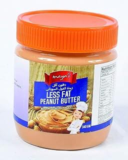 Maya's Low Fat Peanut Butter 340gm