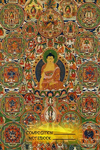 Buddha Notebook: (110 Pages, Lined, 6 x 9)