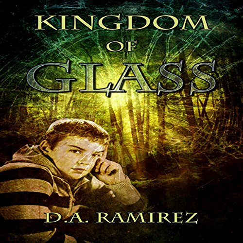 Kingdom of Glass audiobook cover art