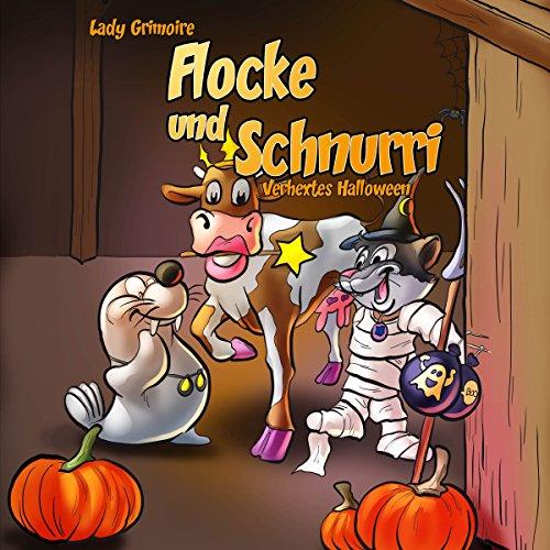 Verhextes Halloween (Flocke und Schnurri 2) Titelbild