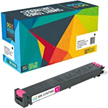 Do it Wiser Compatible Toner Cartridge Replacement for Sharp MX-31NTMA MX-2600N, MX-3100N, MX-4101N, MX-5001N, MX-4100N Printers - Magenta