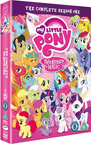 Friendship is Magic - Season 1 (5 DVDs)