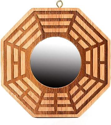 Amazon.com: Zuo A11884 - Espejo (talla única), color dorado ...