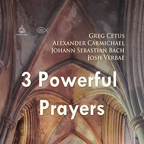 Three Powerful Prayers audiobook cover art