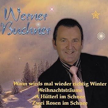 Wann wird's mal wieder richtig Winter