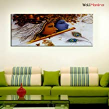 Wall Mantra Canvas Home Decor Wall Art Canvas Stretched Painting Wall Hanging Sticker-Canvas with Frame