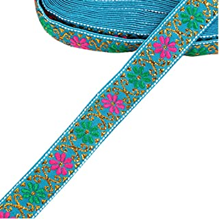 Best turquoise fabric trim Reviews