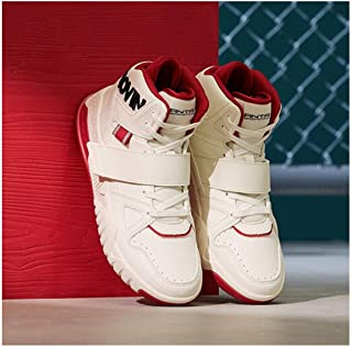 ZRWJ High-top Shoes Men's Shoes 2019 Autumn and Winter New Sports Shoes High-top Casual Shoes Tide Shoes