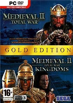 Medieval II Gold Pack  Total War Total War Kingdoms  - PC