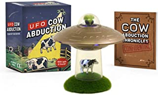 UFO Cow Abduction: Beam Up Your Bovine (with Light and Sound!)