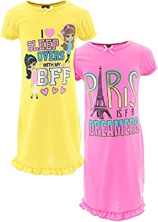 3124d683b5dc Amazon.com  Yellows - Nightgowns   Sleepwear   Robes  Clothing ...