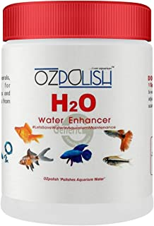 OZPOLISH H2O by Aquatic Habitat - Sai Aqua World - Tap & Underground Water Conditioner -Aquarium Water Softener- Essential...