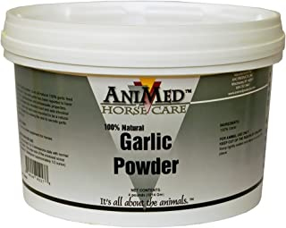 Horse Garlic Powder Supplement