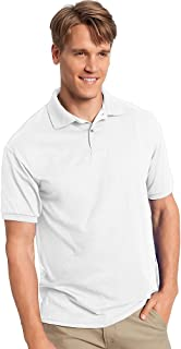 Cotton-Blend Jersey Men's Polo