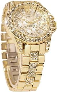 Docooler Lady Student Fashion Exquisite Wristwatch Women Elegant Water-Resistant Watch