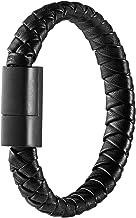 Hemobllo Cable de Carga USB C - Estilo de Pulsera Trenzada Cable USB Tipo C Cable de Carga rápida Compatible con Samsung Galaxy S10/S9/S8 Plus, LG V30/V20/G6/G5