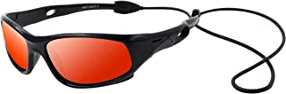 TR90 Unbreakable Polarized Sport Sunglasses For Kids Boys Girls Youth