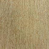 Kt KILOtela Tela de tapicería Lisa - Chenilla de Doble Cara - Tacto Suave Aterciopelado - Muy Resistente - Retal de 100 cm Largo x 280 cm Alto | Marrón Arena
