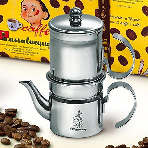 Cafetera napolitana 3-4 tazas de Passalacqua