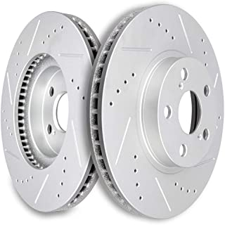 EBC Brakes GD7110 3GD Series Dimpled and Slotted Sport Rotor