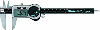 Brown & Sharpe 00590303 TWIN-CAL IP67 Digital Caliper 0-6
