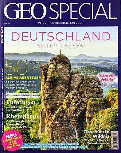 GEO Special / GEO Special 04/2017 - Deutschland neu entdecken