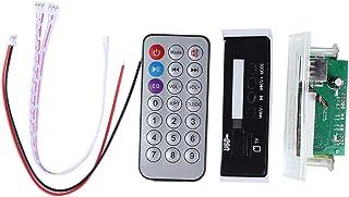 fosa 12V Bluetooth 4.2 MP3 Decoder Board, MP3 Wireless Bluetooth Speaker Lossless Audio Decode Board Module, Support APP a...