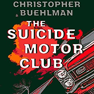The Suicide Motor Club audiobook cover art
