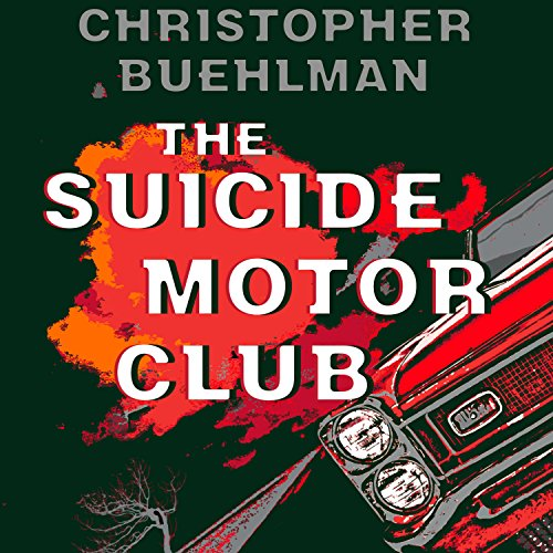 The Suicide Motor Club cover art