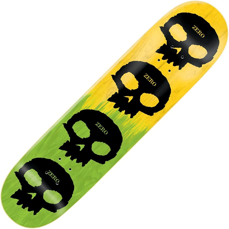 Zero Multi Multi Multi Skull zweifarbig 21 cm Skateboard Deck B077H1QJWV  Rechtzeitige Aktualisierung dad04d