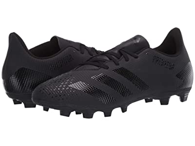 adidas Predator 20.4 Fxg (Core Black/Core Black/Dark Grey Heather Solid Grey) Men