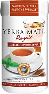 Wisdom of the Ancients Yerba Mate Royale Tea, Instant, 2.82 Ounce